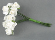DID - Flowers - White Rose Bouquet