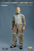 Toys City - Gen3 Combat Uniform - Desert