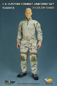 Toys City - Custom Combat Uniform - 3 Colour Tan