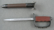 DID - Trench Knife & Sheath - M1917