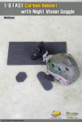 Toys City - Fast Carbon Helmet - Multicam