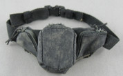 DAM - Fanny Pack - Black - Faded