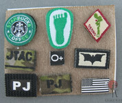 Soldier Story - Badge Set - PJ Pararescue