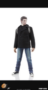 POP Toys - Juvenile Hero Pea Coat and Backpack