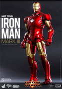 Hot Toys - Iron Man - Mark III