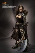 Phicen - Huntress