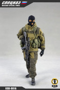 KGB HOBBY – Russian Special Force Set A