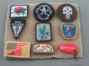 Soldier Story - Badge Set - Mod1 Gunner