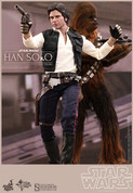 Hot Toys - Star Wars - Han Solo and Chewbacca