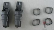 Very Hot - Pistol Pouch - 4 Binding Straps