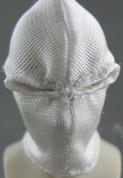 Balacava - White - 2 Eye Holes