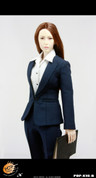 Workplace Female Elite - Office Lady Suit 2.0 Navy Blue