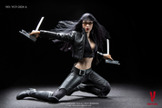 Very Cool - Ultra Female Killer - Violet (Black Outfit)