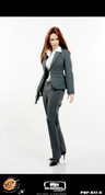 Pop Toys - MI6 Female Agent in Grey
