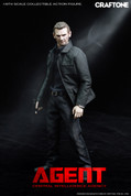 CRAFTONE - AGENT 1/6 Collectible Action Figure