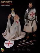 ACI Toys 1/6 Crusader Knight Templars - Templar Knight Brother