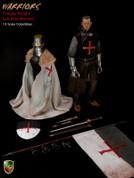 ACI Toys 1/6 Crusader Knight Templars - Templar Knight Sub-field Marshal