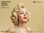 Blitzway - Gentlemen Prefer Blondes, 1953 - Marilyn Monroe