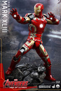 Hot Toys - Iron Man Mark XLIII - Avengers: Age of Ultron