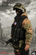 Magic Cube - Russian Spetsnaz-Officer of FSB Alfa with Assault Shield