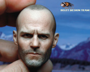 Belet - Character Head Sculpt 12 (Jason Statham Inspired)
