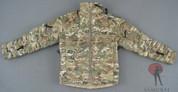 Very Hot - Military Jacket - Padded - Zipper - Multicam