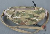 Very Hot - Equipment - Hand Muffler /w Strap - Zipper - Multicam