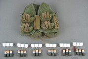 ACE - Chest Rig - Grenade Vest - x18 40mm Grenade - x6 Grenade Spacers - OD Green