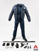 ACPLAY - US Police Uniform Set