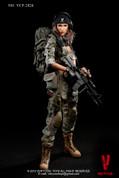 Very Cool - ACU Camo Female Shooter