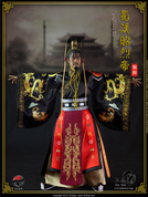 303 Toys - Han Costume-China Emperor of the Han Dynasty Dress Suit