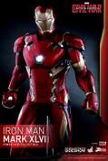 Hot Toys - Captain America Civil War - Mark XLVI - Power Pose Series