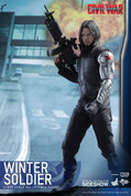Hot Toys - Captain America: Civil War - Winter Soldier