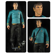Quantum Mechanix - Star Trek The Original Series - Spock