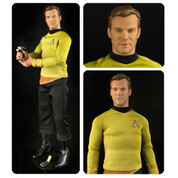 Quantum Mechanix - Star Trek The Original Series - Kirk
