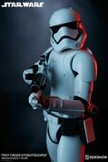 Sideshow - Star Wars: First Order Stormtrooper - Premium Format