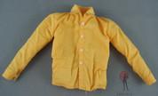 Cosplay - Dress Shirt - Yellow - Buttons