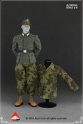 Alert Line - Wehrmacht Camouflage Uniform Suit - Splinter Pattern