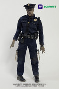 BOM Toys - Officer Zombie