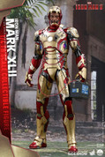Hot Toys - Iron Man Mark XLII - Quarter Scale