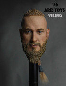 Ares Toys - Viking Head Sculpt