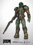 ThreeA Toys - The Doom Marine