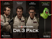 Blitzway - Ghostbusters 1984 - Dr Three Pack