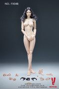 Very Cool - Asian Black Curly Hair Headsculpt + VC 3.0 Female Body Set