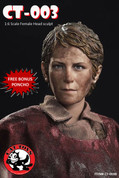 Cat Toys - Female Headsculpt Carol - Bloody Version