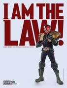 ThreeA Toys - Judge Dread