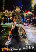 Threezero - Teenage Mutant Ninja Turtles: Out Of The Shadows - Michelangelo