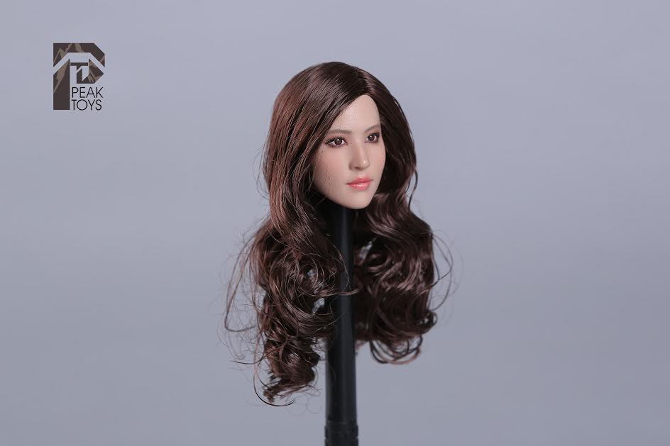 Peak Toys - PT-004 - Female Head Sculpture