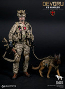 Dam Toys - DEVGRU K9-handler in Afghanistan with Dog