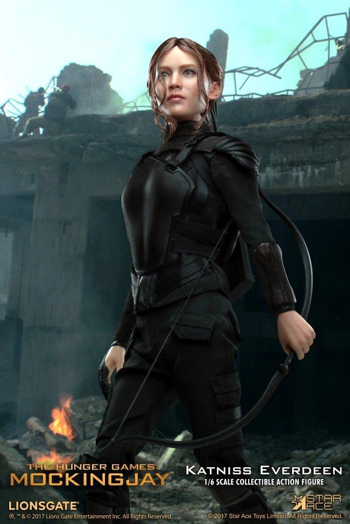 Star Ace - The Hunger Games Mockingjay - Katniss Everdeen
